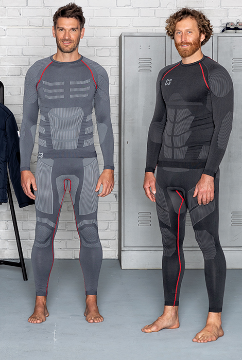 Atmungsaktive Thermo-Arbeitskleidung
