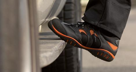 Flexible und Leichte Schuhe für LKW-Fahrer