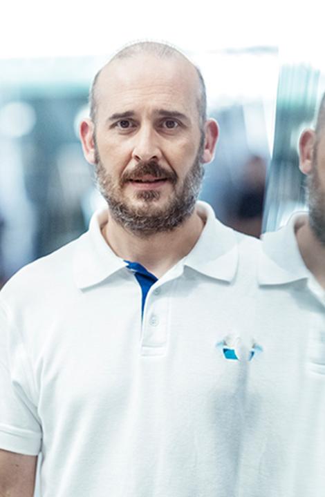 Miquel López, Der Projektleiter für Glas Architektur