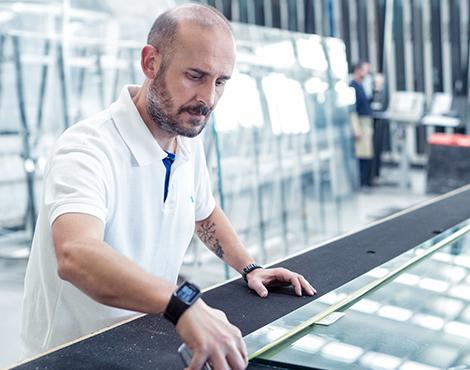 Für Miquel ist beim erstellen seiner Werktücke absolute Qualität wichtig - und ebenso höchst professionellen Kleidung wie aus der Classic Kollektion.
