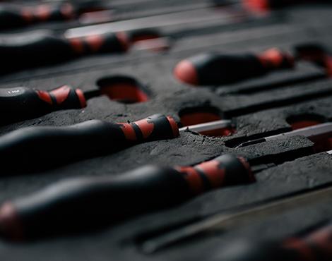 Das Werkzeug Sortiment von Würth bietet genau die richtige Ausrüstung um ein wahres Masterpiece zu kreieren.