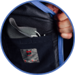 Jacken & Arbetshosen mit vielen praktishen Taschen