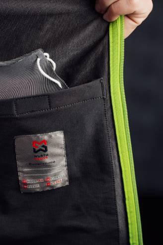 Arbeitsjacke mit 3 Außentaschen und einer Innentasche