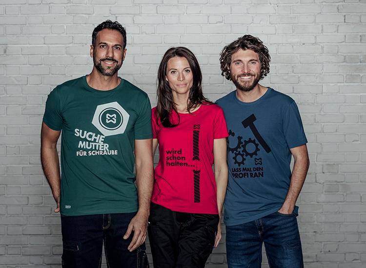 T-Shirts für den Sommer entdecken