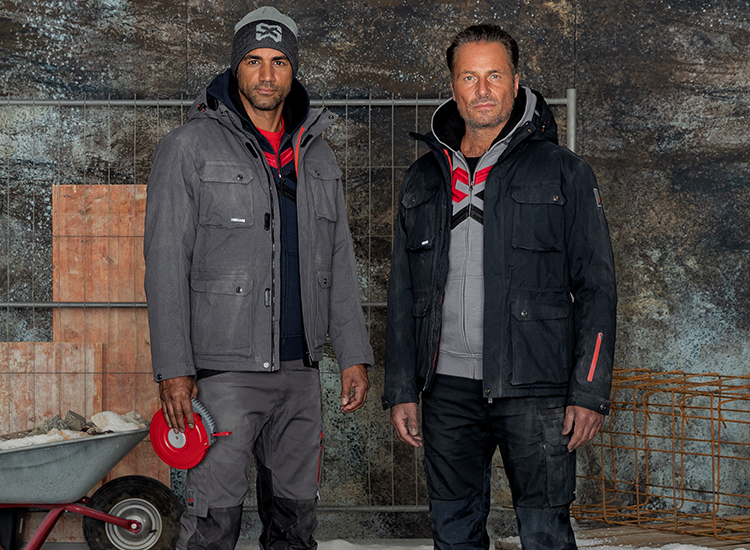 Die beste Arbeitskleidung für den Winter entdecken