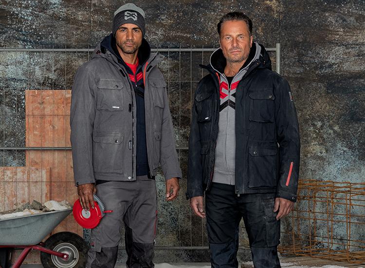 Die beste Winter- und Wetterschutz Arbeitskleidung für Profis entdecken