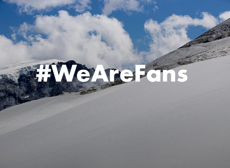 Wir sind Fans vom Sport und den Mastern hinter den Kulissen
