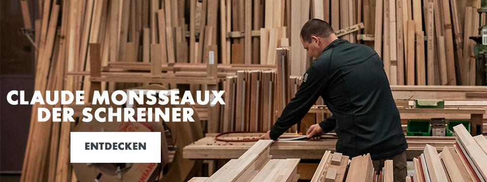 Claude Monnsseaux - Arbeitskleidung für Schreiner