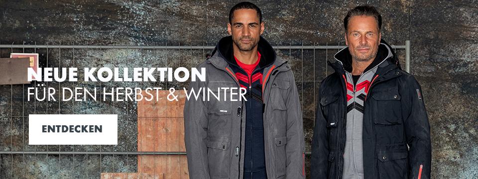 Neue Kollektion: Herbst & Wintert