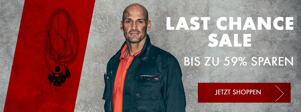 Last Chance Sale: biszu 59% reduziert