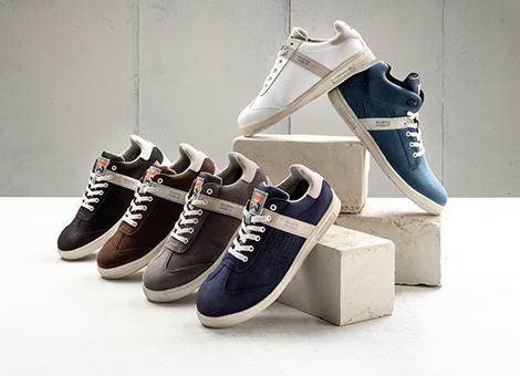 Sportliche Sicherheitsschuhe im Sneaker Look