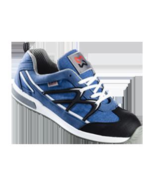 Sportliche Sicherheitsschuhe Jogger One Fresh blau