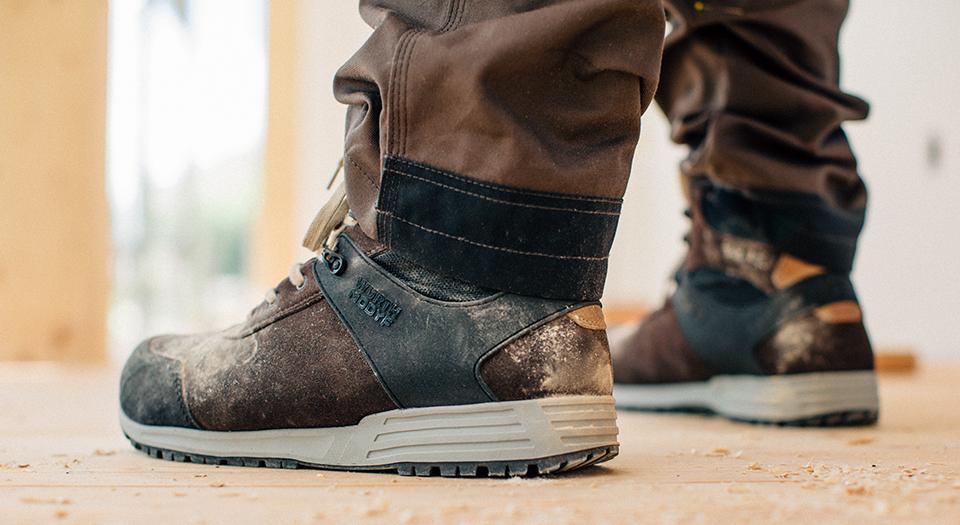 Strapzierfähige und stylische Schuhe Nature