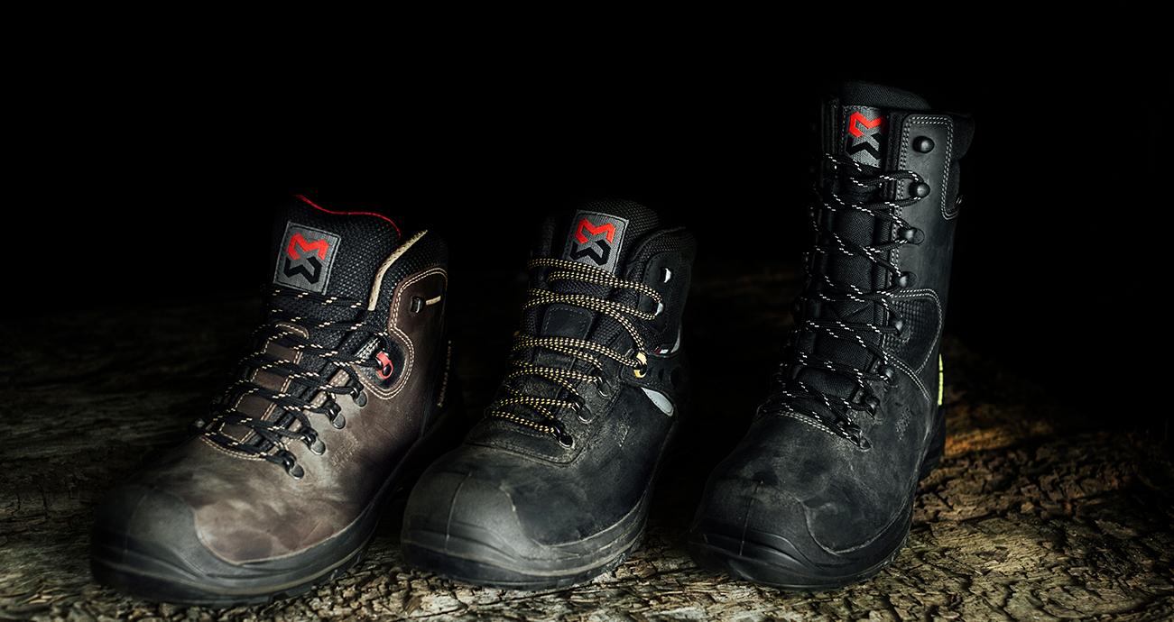 Strapzierfähige und robuste Schuhe