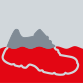 Wasserdichtes Material Logo
