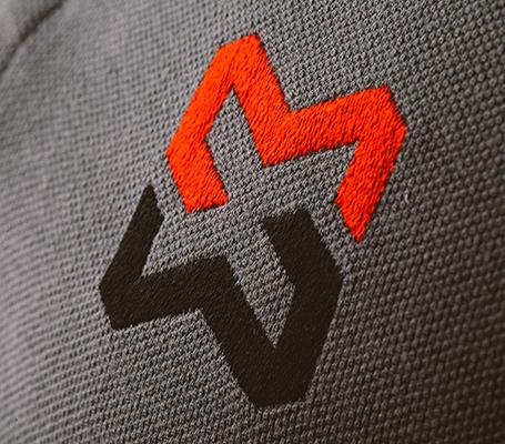 Bordado directo Variante de acabado textil en cualquier textil y artículo