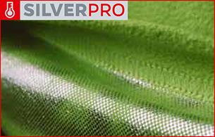 Silverpro Technologie reguliert die Körpertemperatur und gibt Körperfeuchtigkeit nach außen
