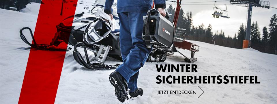 Winter Sicherheitsstiefel