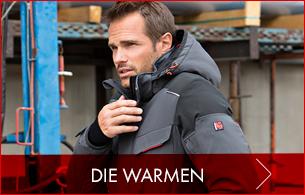 Warme Arbeitskleidung