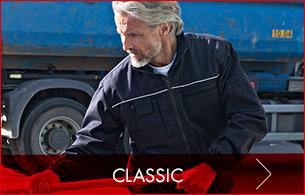Arbeitskleidung: praktische Kollektion Classic