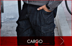 Sportliche & bequeme Cargohose
